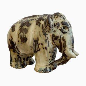 Mid-Century Modern Ceramic by Knud Kyhn, Denmark, 1950s