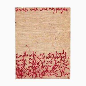 Adrian, Abstrakte Malerei, 2017, Mixed Media on Wood