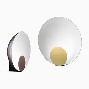 Lámparas de mesa Siro de Marta Perla para Oluce. Juego de 2
