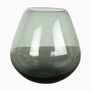 Vintage German Bauhaus Turmalin Vase by Wilhelm Wagenfeld for WMF, 1960s