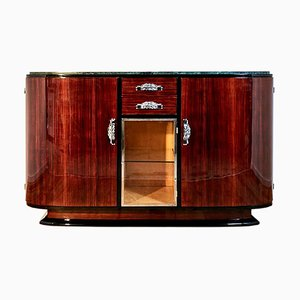 Art Deco Sideboard in Rosewood, France, 1920s