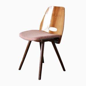 Chairs by František Jirák, Czechoslovakia, 1960s, Set of 4