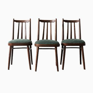 Chairs from Ligna, Czechoslovakia, 1970s, Set of 3