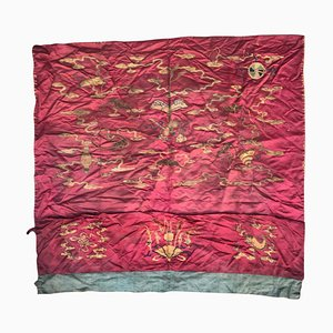 Panel bordado chino