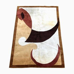 French Art Deco Rug by Paul Née