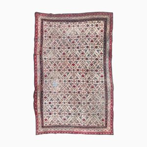 Large Distressed Indian Agra Rug