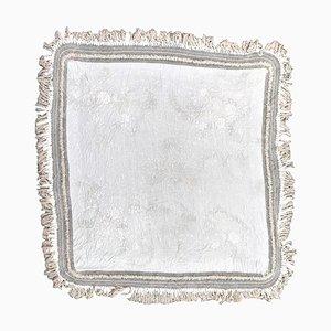 Mantel de manila bordado chino