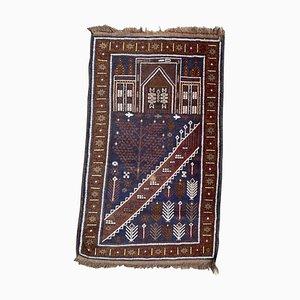 Afghanischer Vintage Baluch Teppich