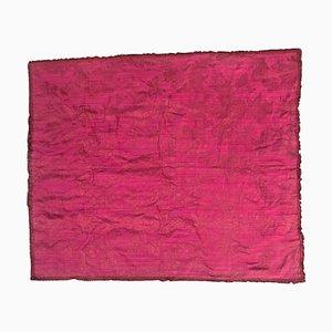 Mantel antiguo rojo