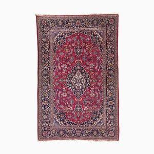 Vintage Kashan Teppich