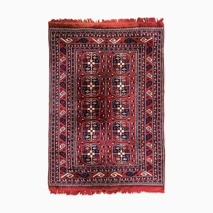 Vintage Turkmenischer Vintage Boukhara Design Teppich
