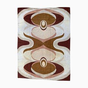 Großer skandinavischer Vintage Teppich, 1970er