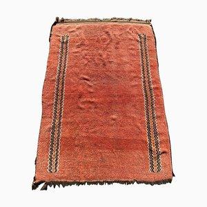 Antiker marokkanischer Berbere Teppich
