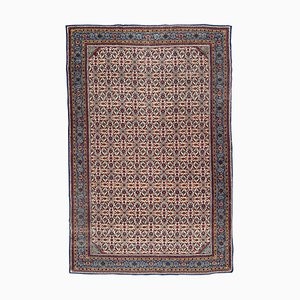 Antiker extrem feiner Tabriz Teppich