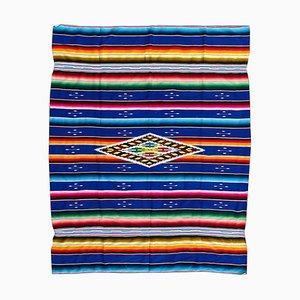 Südamerikanischer gewebter Kelim Teppich