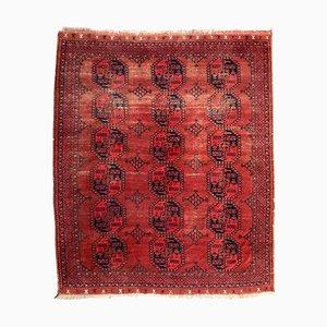 Großer antiker turkmenischer Ersari Teppich