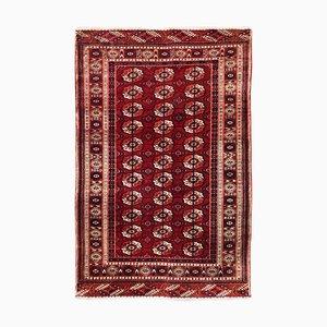 Turkmenischer Bukhara Teppich, 20. Jh