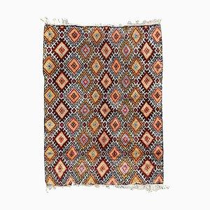 Marokkanischer Berbere Teppich mit geometrischem Design