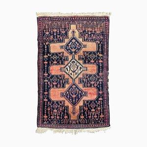 Kleiner Vintage Senneh Teppich