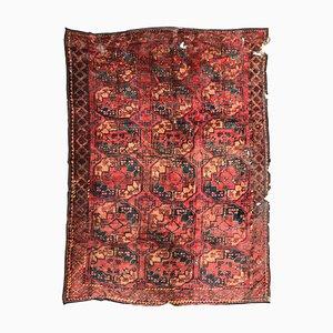 Antique Distressed Turkmen Ersari, 19th Century