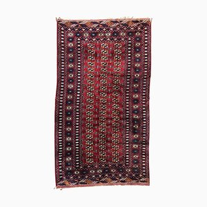 Vintage Afghan Boukhara Teppich