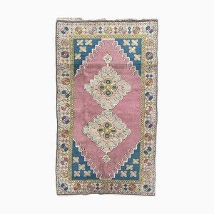 Türkischer Vintage Kars Teppich