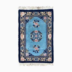 Chinesischer Vintage Peking Teppich