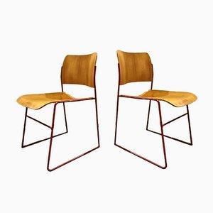 40/4 Side Chair by David Rowland for Sid International