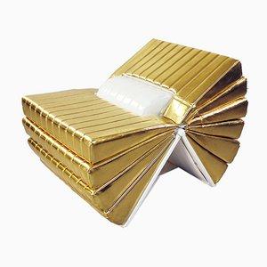 Butaca modelo Poltrona Libro años 2000 de Dam Group para Busnelli