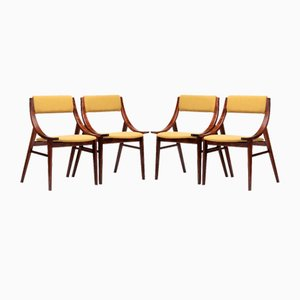 Skoczek Chairs, 1960s, Set of 4