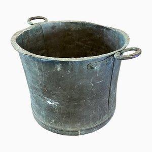 Garteneimer aus Kupfer, 1800er
