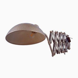 Lámpara de tijera industrial Cargoship