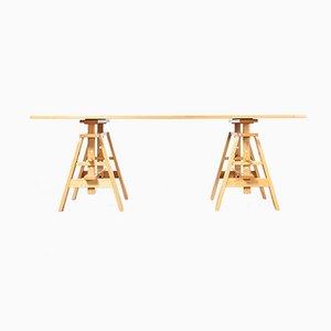 Leonardo Table by Achille Castiglioni for Zanotta, 1969