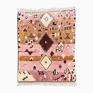 Moroccan Boujaad Carpet