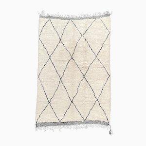 Moroccan Carpet by Beni Ouarain