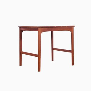 Table d'Appoint en Teck par Yngvar Sandström, Suède, 1960s
