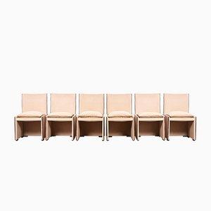 Break Stühle von Mario Bellini für Cassina, 1976, 6er Set