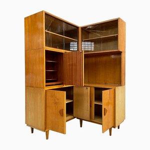 Mueble esquinero vintage
