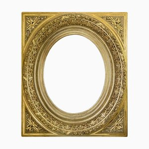 18th Century French Giltwood Frame