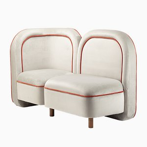 Fondant Modular Couches by Mambo Unlimited Ideas