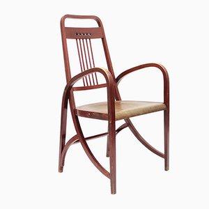 Modell 511 Armlehnstuhl von Thonet, 1900er