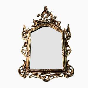 Italienischer Barock Spiegel, 1900er