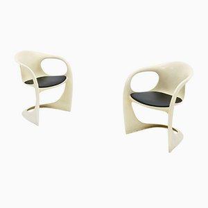 Casalino Stühle von Alexander Begge für Casala, 1974, 2er Set