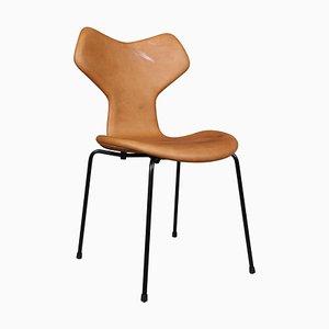 Model 3130 Grand Prix Dining Chair by Arne Jacobsen for Fritz Hansen