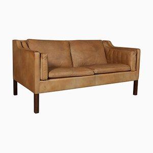 Modell 2212 2-Sitzer Sofa von Børge Mogensen für Fredericia