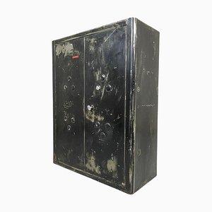 Vintage Industrial Metal Cabinet, 1970s