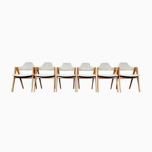 Danish Teak Chair by Kai Kristiansen for Sva Møbler, 1960s