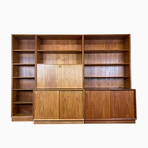Bookcase Cabinet by Svend Aage Rasmussen, 1960s