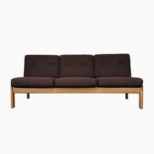 Mid-Century Tagesbett oder Sofa aus Eiche, Dänemark