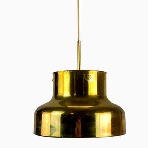 Mid-Century Knubbling Deckenlampe von Anders Pehrson für Atelje Lyktan